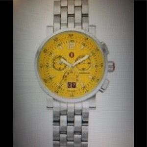 Michele limited edition watch